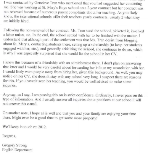 Gregory Strong email
